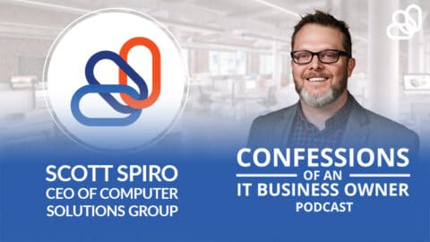 Scott Spiro – Computer Solutions Group