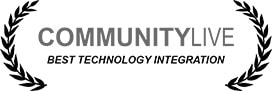 ConnectBooster Award - Community Live