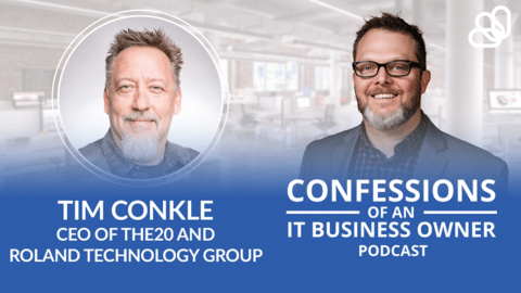 Tim Conkle – Roland Technology Group & The20