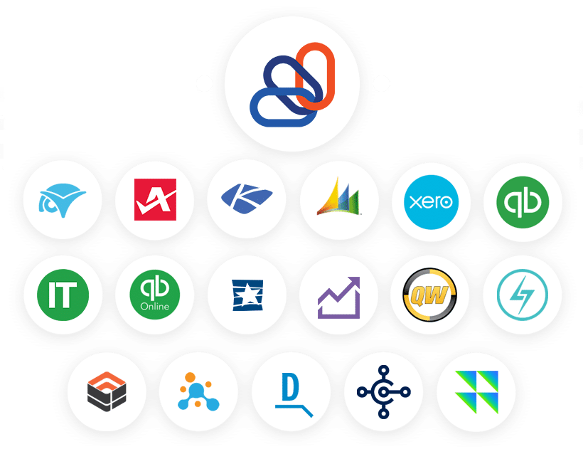 ConnectBooster Integrations - 2020 Integrations