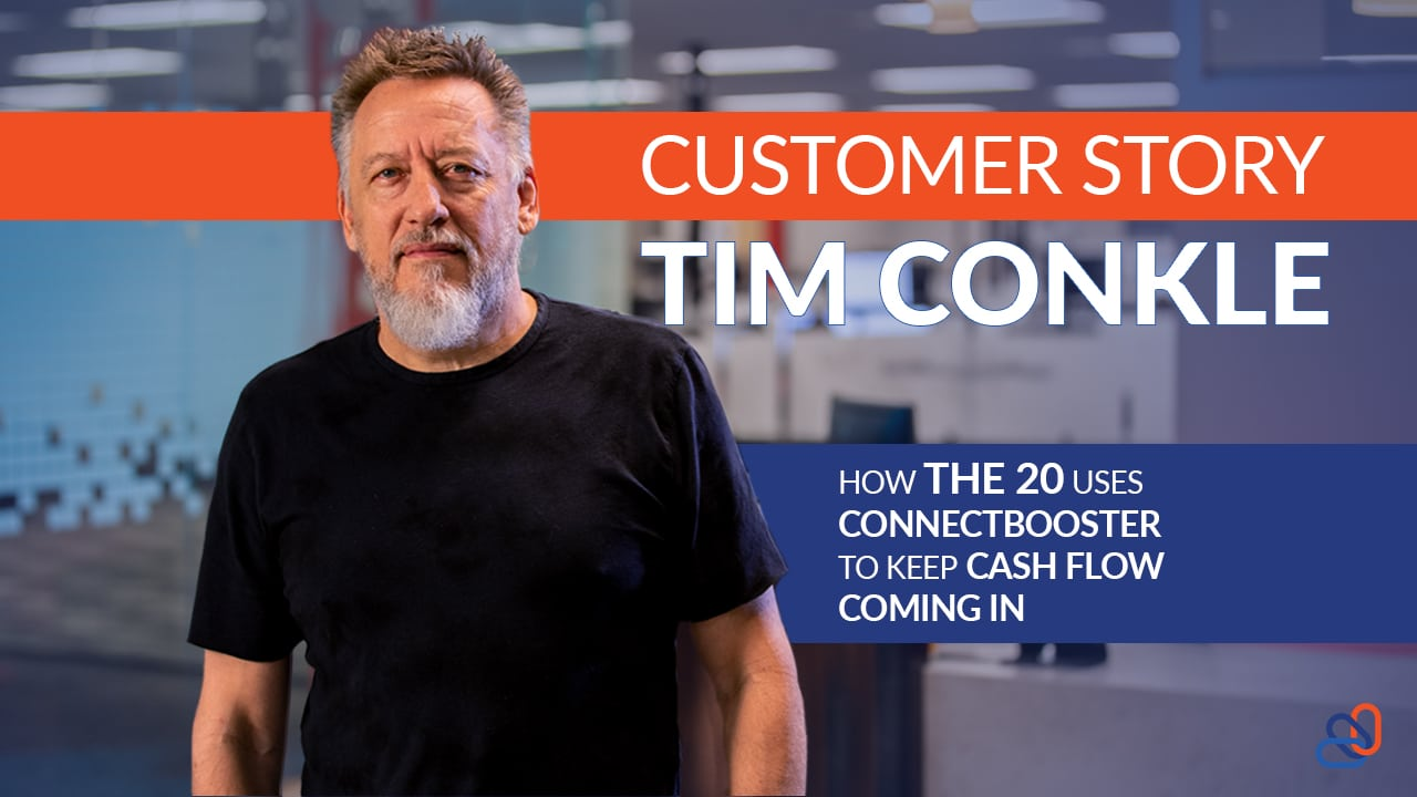 Customer Story | Tim Conkle – The 20
