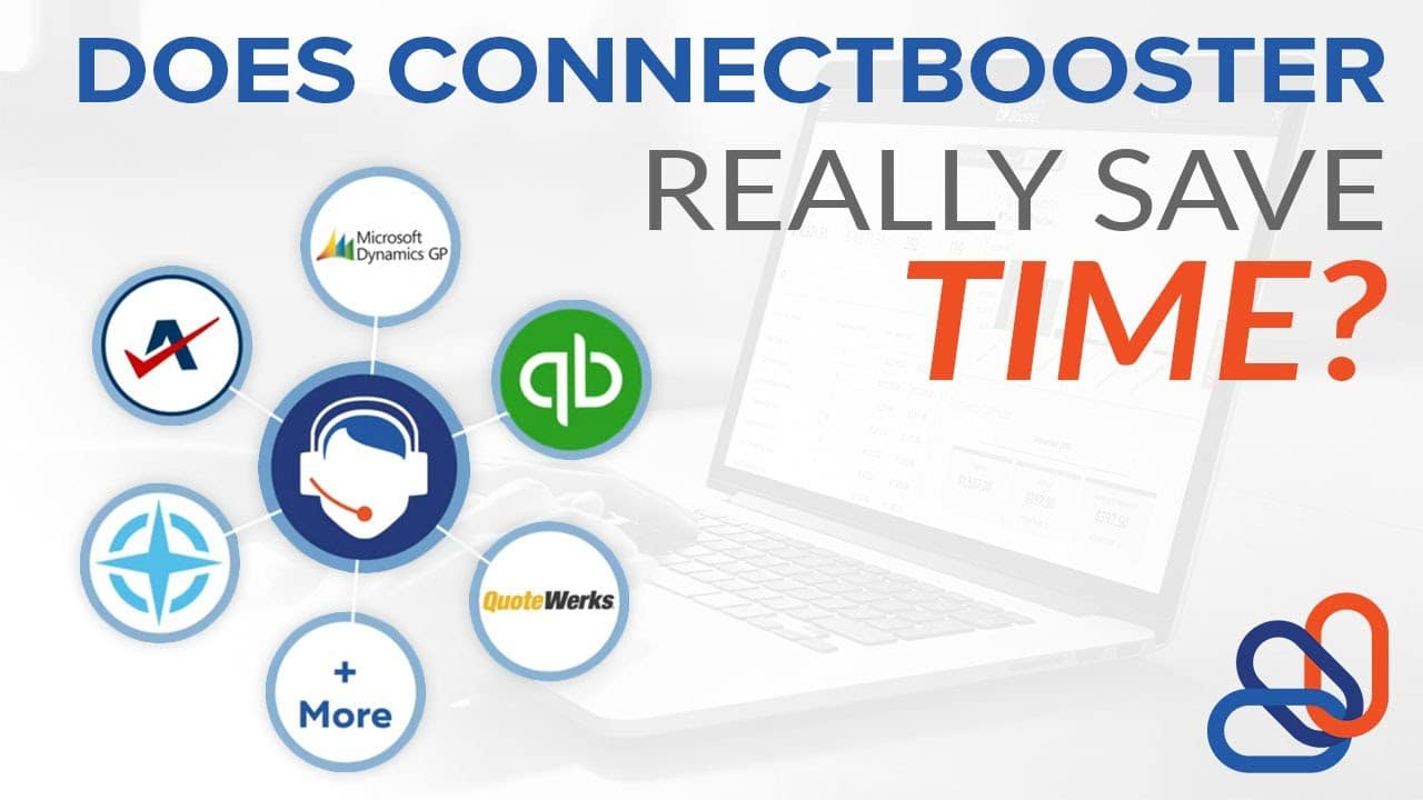 Does ConnectBooster Really Save Time?
